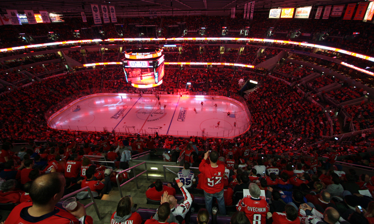 Rock the Red, Playoff Style