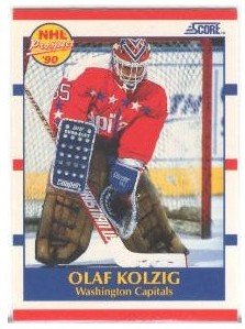 Image result for olaf kolzig 90s